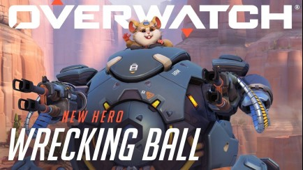 New Overwatch Hero Wrecking Ball
