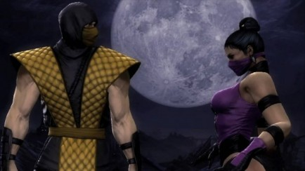 Scorpion Klassic Skin and Fatality