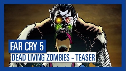 Dead Living Zombies Teaser Trailer