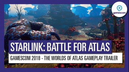 Gamescom 2018: The Worlds of Atlas Gameplay Trailer