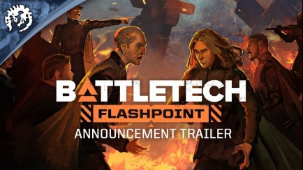 Flashpoint Announcement Trailer