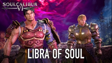 Libra of Soul Story Mode