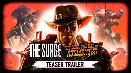 The Good, the Bad, and the Augmented Teaser Trailer