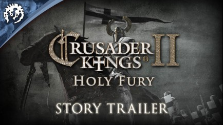 Holy Fury Story/Date Announcement Trailer