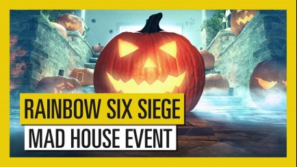 Mad House Halloween Event