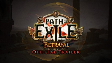 Betrayal Official Trailer