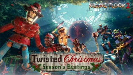 Twisted Christmas: Season's Beatings Launch Trailer