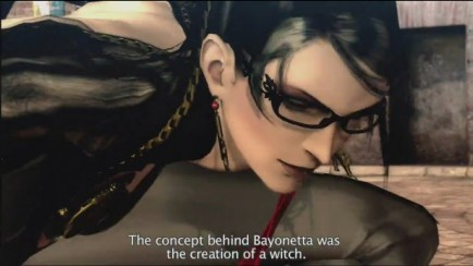 Bayonetta Happy Halloween Dev Diary Revelations
