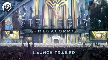Megacorp Expansion Launch Trailer