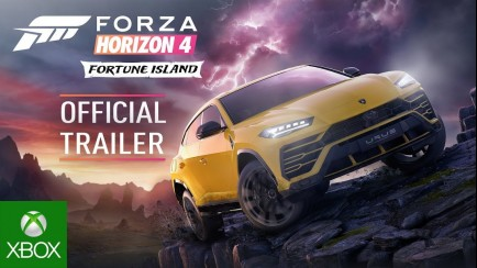 Fortune Island Official Trailer