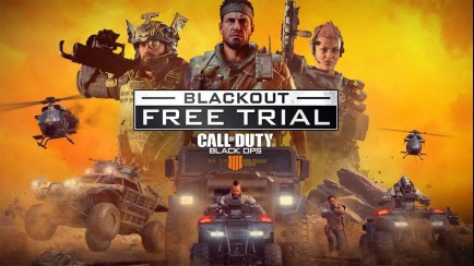 Blackout Free Trial Announcement