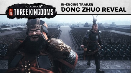 Dong Zhuo Reveal Trailer