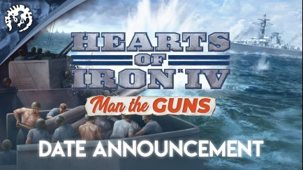 Man the Guns Release Date Announcement