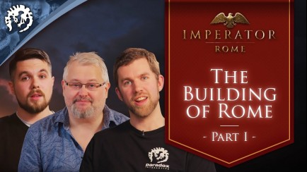 The Building of Rome Ep.1