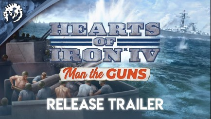 Man the Guns Release Trailer