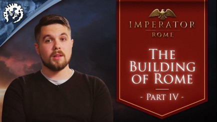 The Building of Rome Ep.4