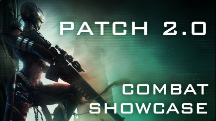 Patch 2.0 Combat Showcase