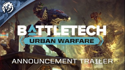Urban Warfare Announcement Trailer