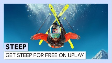 Download Steep for free on Uplay