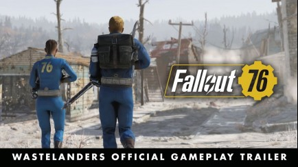 E3 2019 Wastelanders Gameplay Trailer