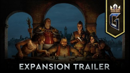 Novigrad Expansion Trailer