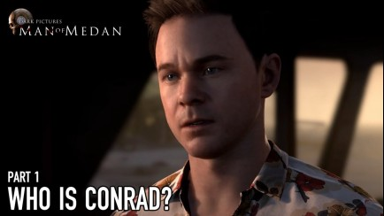 Who is Conrad? Part 1