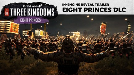 Eight Princes Reveal Trailer