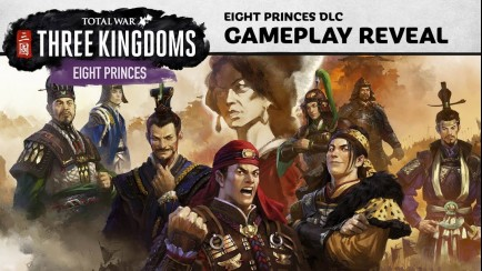 Eight Princes Gameplay Preview
