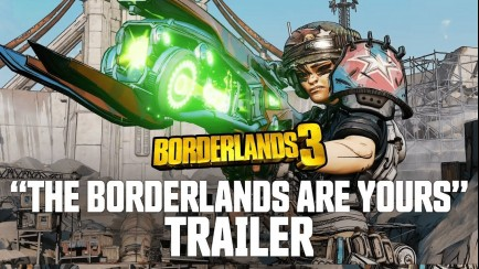 The Borderlands Are Yours Trailer