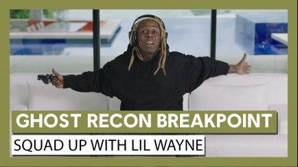 Squad Up Live Action Trailer with Lil Wayne