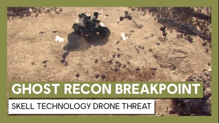 Skell Technology Drone Threat