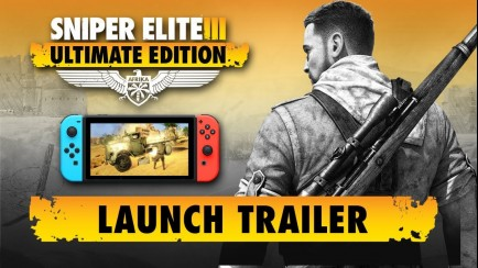 Launch Trailer Nintendo Switch