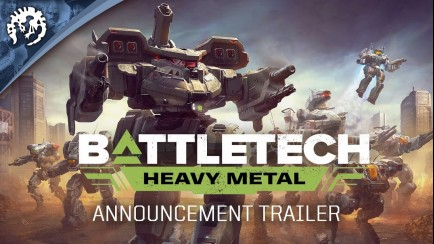 Heavy Metal - Announcement Trailer