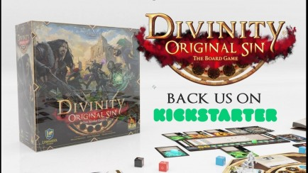 Board Game Kickstarter Video