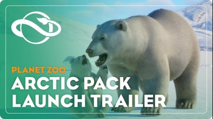 Arctic Pack Launch Trailer