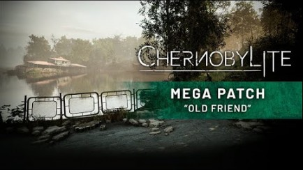 Old Friend Mega Patch Trailer