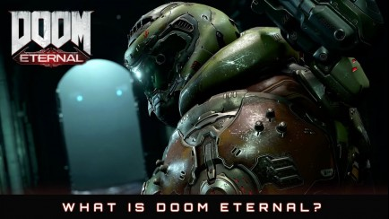 What is DOOM Eternal Trailer
