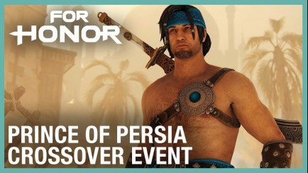 Prince of Persia Crossover Event Trailer