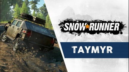 Taymyr Map Trailer