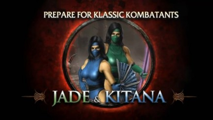 Klassik Jade and Kitana - Free Downloadable Skins
