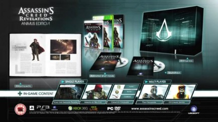 Animus Edition Unboxing Video