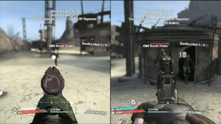 Split-Screen Gameplay Movie