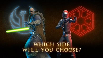 Choose Your Side: Imperial Agent vs. Jedi Consular