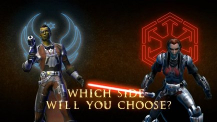 Choose Your Side: Smuggler vs. Sith Warrior
