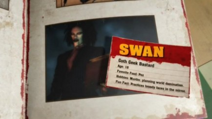 Swan Character Reveal