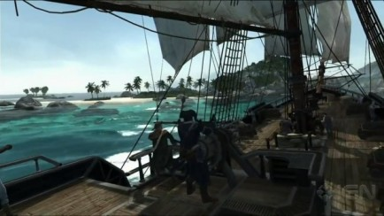 Naval Battle Gameplay Demo E3 2012