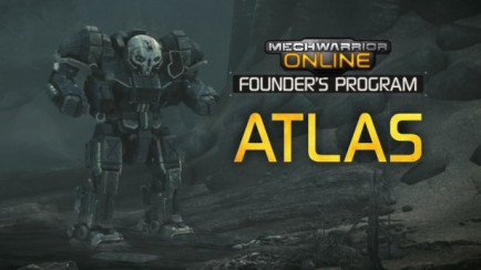 Founders BattleMech - Atlas