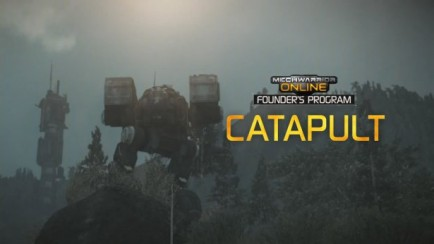 Founders BattleMech - Catapult