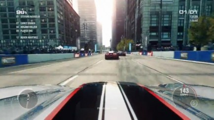 Chicago Street Racing Gameplay