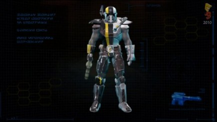 Bounty Hunter Armor Progression (E3 2010)